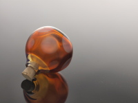 Potion Bottle by Stones Throw Glass Studio